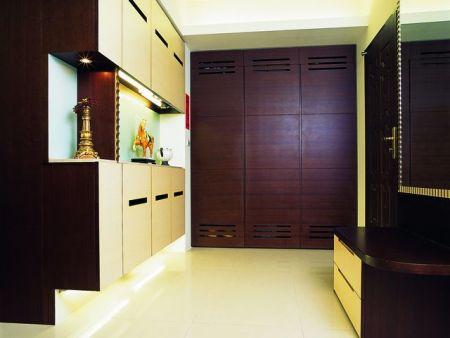 复合式木地板